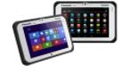 "Panasonic Toughpad Tablettes 7"""